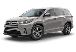Toyota Highlander Limited Platinum 2018