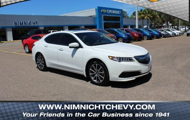 Acura TLX V6 w/Technology Package 2017