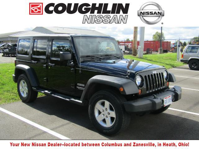 Jeep Wrangler Unlimited 4WD 4dr Mountain 2010