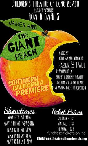 Southern California Premier of JAMES AND THE GIANT PEACH