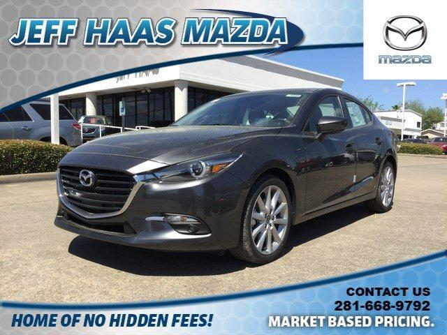Mazda Mazda3 4-Door Grand Touring Manual 2017