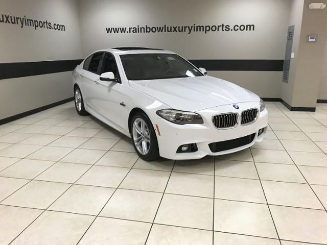 BMW 5 Series 4dr Sdn 528i RWD 2015