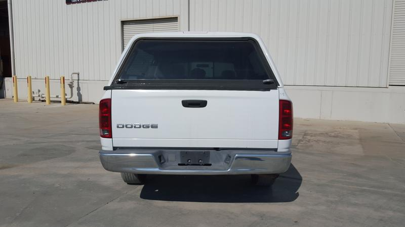 2002 DODGE RAM 1500 CREW CAB PICK UP TRUCK