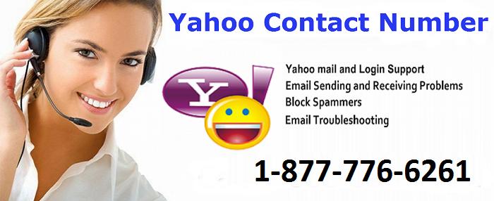 Customer service 1-877-776-6261 Yahoo Support