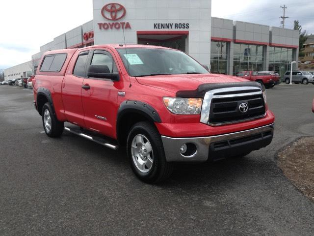 Toyota Tundra 4WD Truck Double Cab 4x4 V8 TRD Off-Road 2012