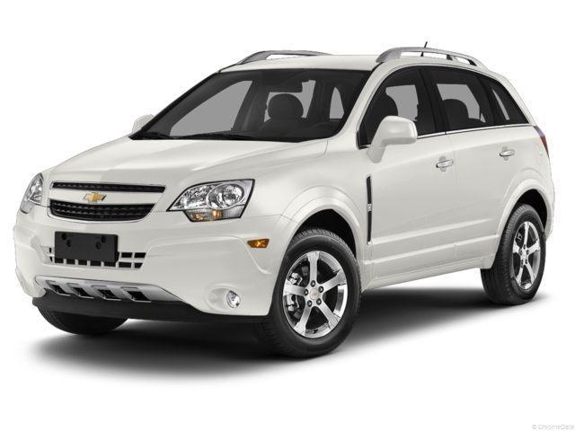 Chevrolet Captiva Sport Fleet LS 2014