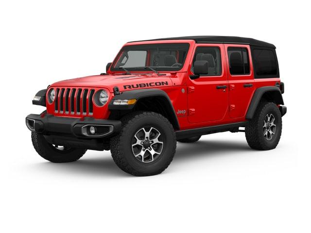 Jeep Wrangler Unlimited UNLIMITED RUBICON 4X4 2018