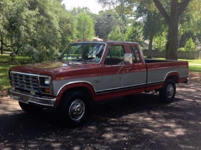 1986 Ford 7.5'liter
