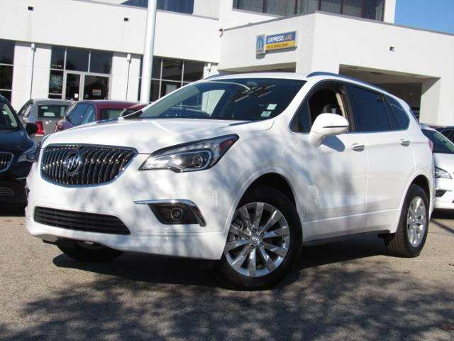 Buick Envision FWD 4dr Essence 2018