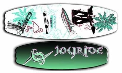Hydroslide Poseidon Wakeboard With Hyperlite Split Wakeboard Bindings.