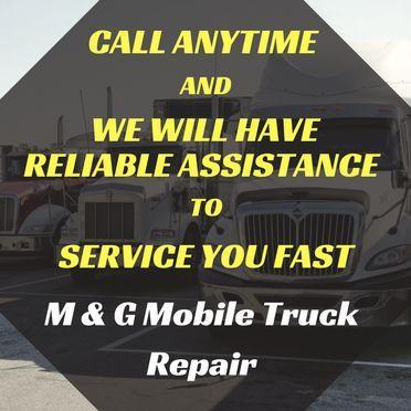 M&G Mobile Truck Repair