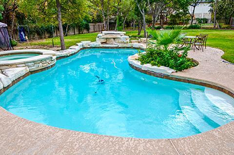 Professional Pool Repair Services in Texas