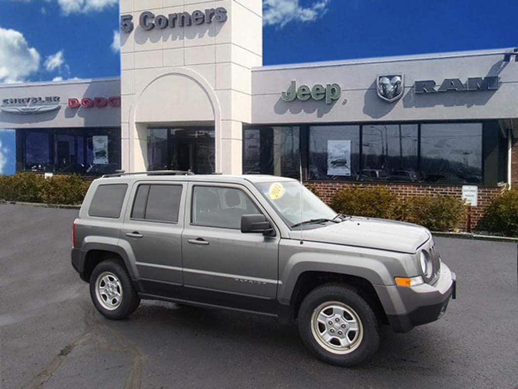 Jeep Patriot Sport 4x4 2014