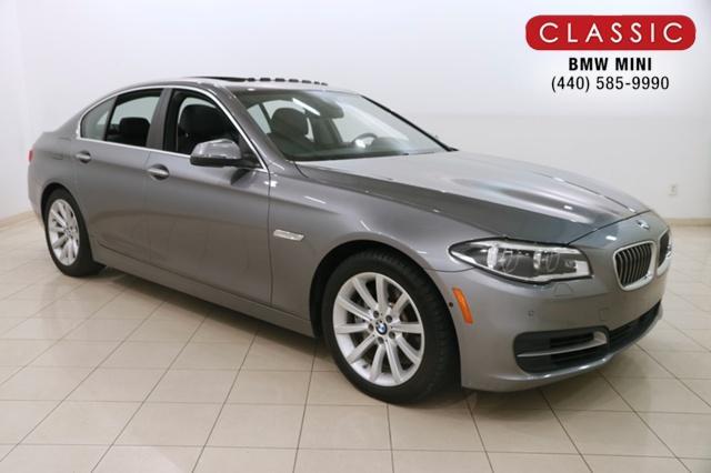 BMW 5 Series 535I XDR 2014