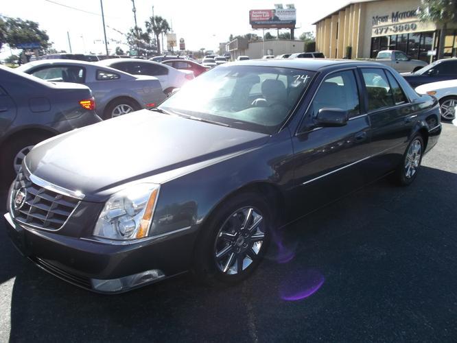 2010 Cadillac DTS #137074