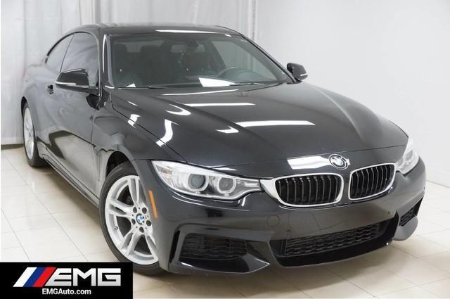 BMW 4 Series 428i M Sport Premium Technology Navigation Backup Camera Sunroof 1 Owner 2015