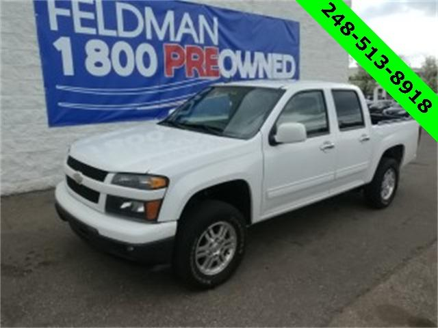 Chevrolet Colorado 1LT 2012