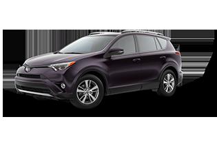 Toyota RAV4 XLE 2018