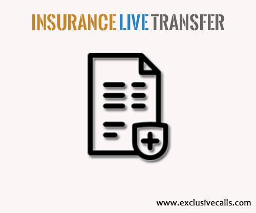 Insurance Live Transfers
