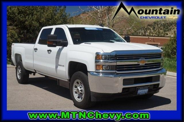 Chevrolet Silverado 3500HD Work Truck 2016