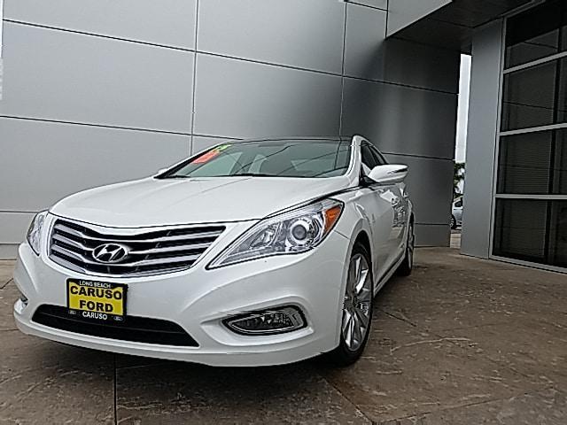 Hyundai Azera Base 2013