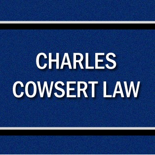 Charles Cowsert Law