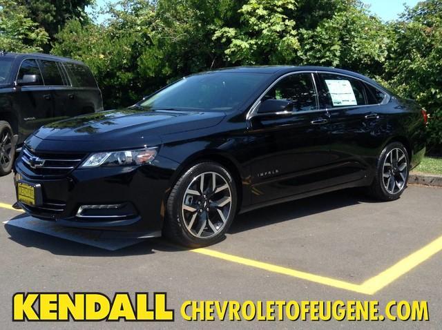 Chevrolet Impala Premier 2017