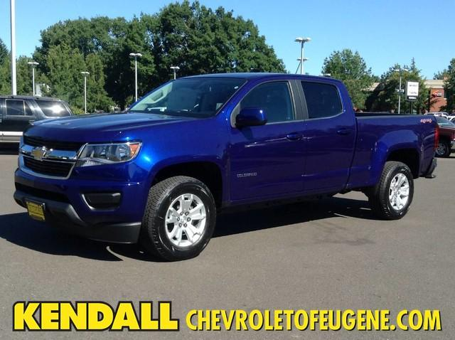Chevrolet Colorado 4WD LT 2017