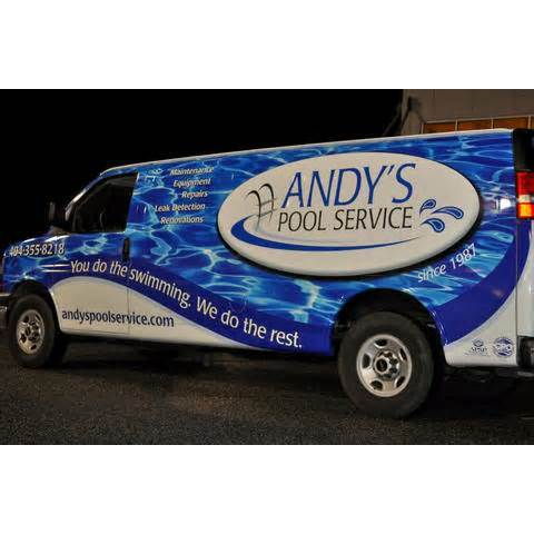 Andy's Pool Service
