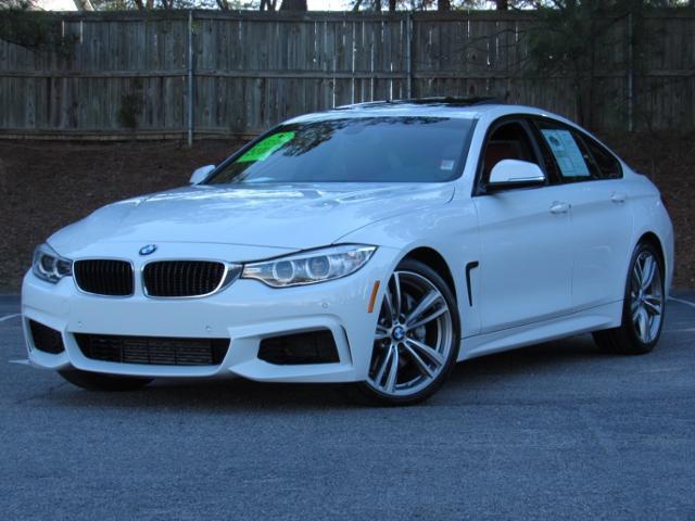 BMW 4 Series 4dr Sdn 435i RWD Gran Coupe 2015