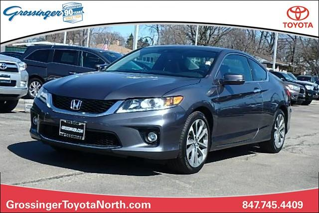 Honda Accord Coupe EX-L 2015
