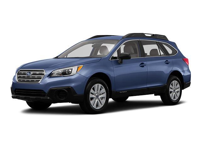 Subaru Outback 2.5i (CVT) 2017
