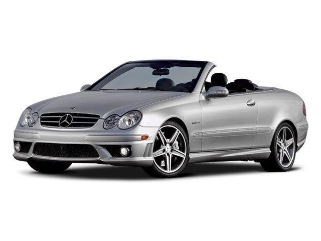 Mercedes-Benz CLK-Class 3.5L 2008