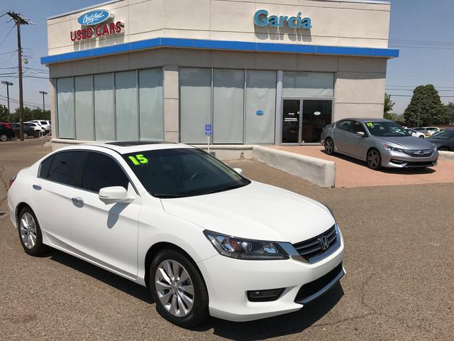 Honda Accord Sedan EX 2015