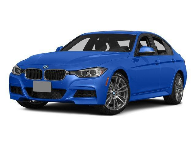 BMW 3 Series 4dr Sdn 335i xDrive AWD 2015