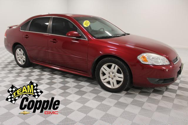 Chevrolet Impala LT Fleet 2011