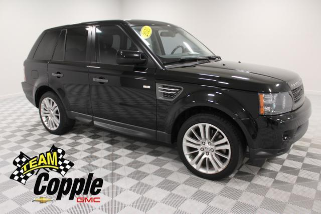 Land Rover Range Rover Sport HSE LUX 2010