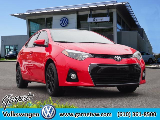 Toyota Corolla S Special Edition 2016