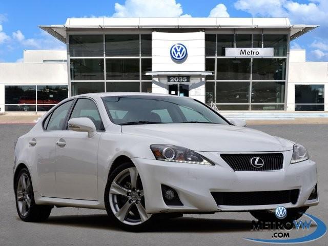 Lexus IS 250 Premium 2012