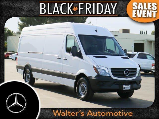 Mercedes-Benz Sprinter Cargo Van  2017