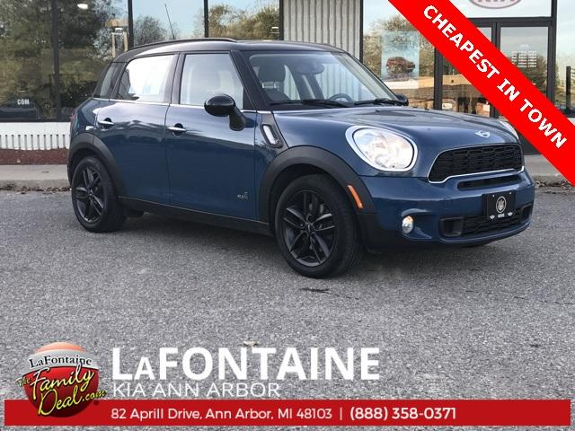 MINI Cooper Countryman ALL4 2012
