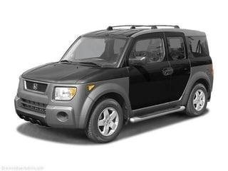 Honda Element EX w/Side Airbags 2005