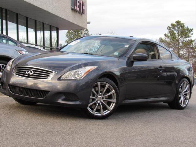 Infiniti G37 Coupe 2dr Sport RWD 2009