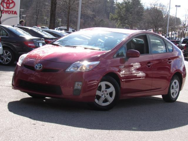 Toyota Prius 5dr HB II (Natl) 2010