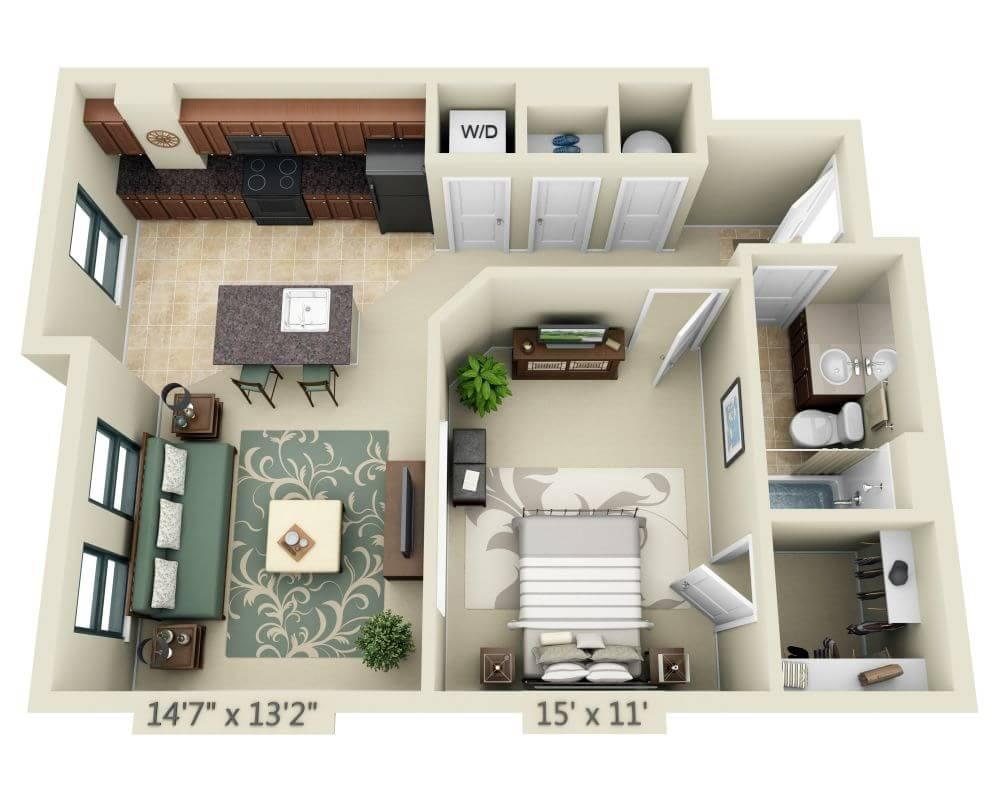 $2285 One bedroom Apartment for rent