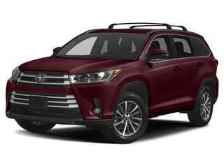 Toyota Highlander XLE V6 2018