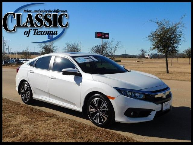 Honda Civic Sedan EX-T 2018