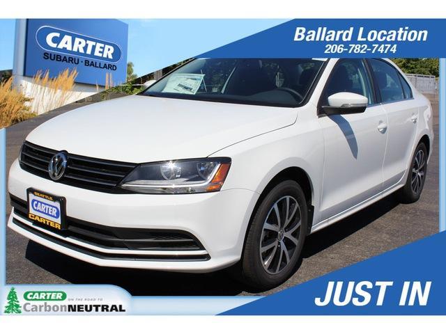 Volkswagen Jetta SE 1.4T 2017
