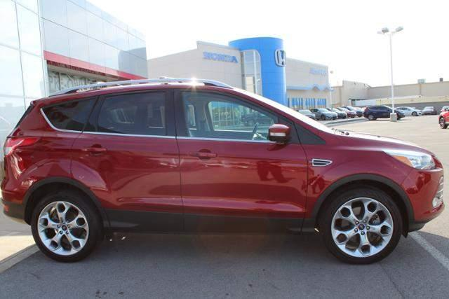 Ford Escape FWD 4dr Titanium 2013