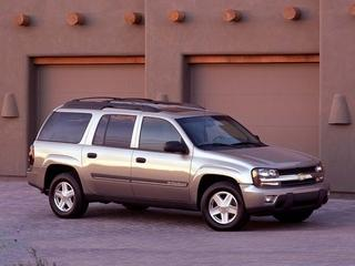 Chevrolet TrailBlazer EXT LT 4WD 4dr SUV 2002